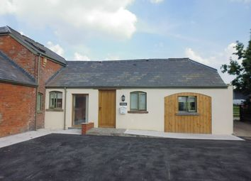 Thumbnail 2 bed detached house to rent in Chepstow Road, Raglan, Usk