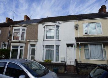 Thumbnail 4 bed terraced house for sale in Alexandra Terrace, Brynmill, Swansea