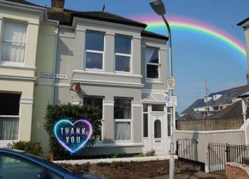 4 bed end terrace house for sale in College View, Mutley, Plymouth PL3