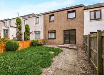 Thumbnail 2 bed terraced house for sale in Cluny Place, Glenrothes, Fife