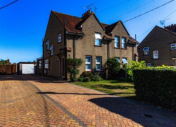Thumbnail 3 bed semi-detached house for sale in Queenborough Road, Southminster