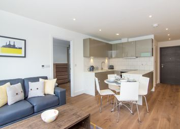Thumbnail 1 bed flat to rent in Westworth House, Hammersmith, London
