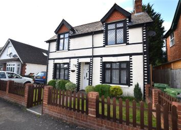 Thumbnail 3 bed detached house for sale in Queens Road, Camberley, Surrey