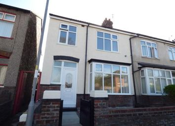 Thumbnail 3 bed semi-detached house for sale in Myers Road East, Crosby, Liverpool, Merseyside