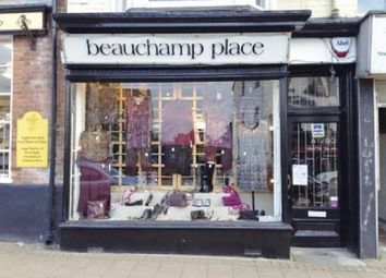 Thumbnail Retail premises for sale in 72 High Street, Honiton