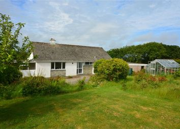 Thumbnail 4 bed detached bungalow to rent in Old Carnon Hill, Carnon Downs, Truro, Cornwall