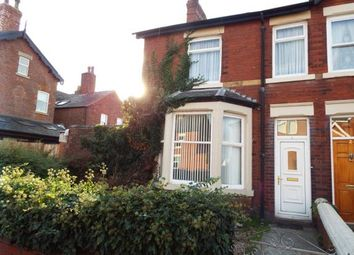 Thumbnail 3 bed end terrace house for sale in Freckleton Street, Lytham, Lancashire