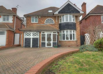 Thumbnail 4 bed detached house for sale in Corbridge Road, Sutton Coldfield