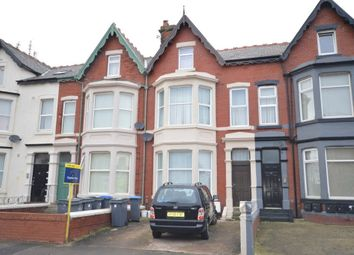 Thumbnail 5 bedroom terraced house for sale in Horncliffe Road, Blackpool