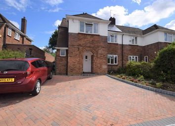 Thumbnail 4 bed semi-detached house for sale in Trefusis Walk, Watford