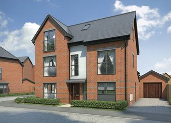 """Thumbnail 4 bedroom property for sale in """"The Tope"""" at 3 Waterman House, Oak Drive, Arborfield Green"""