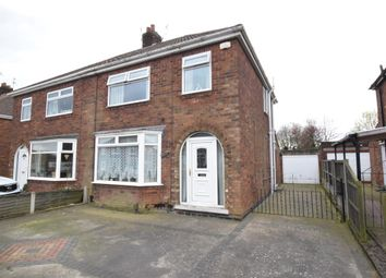 Thumbnail 3 bedroom semi-detached house for sale in Rochdale Road, Scunthorpe
