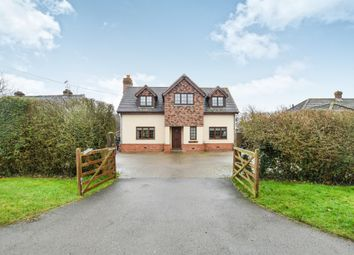 Thumbnail 4 bed detached house for sale in Stumble Lane, Kingsnorth, Ashford