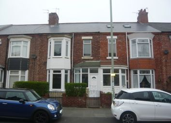Thumbnail 4 bed terraced house to rent in Mowbray Road, South Shields