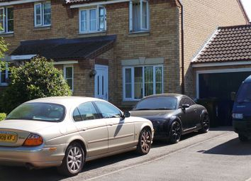Thumbnail 3 bed semi-detached house to rent in Lytham Close, Grantham