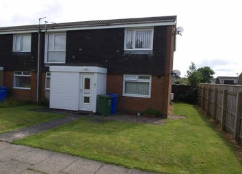 Thumbnail 2 bed flat for sale in Wedder Law, Cramlington