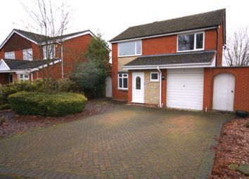 Thumbnail 4 bed detached house for sale in Murrayfield Drive, Willaston, Nantwich
