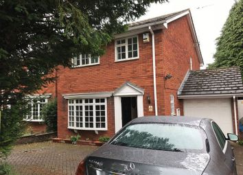 Thumbnail 4 bed detached house to rent in Compton Avenue, Leagrave, Luton