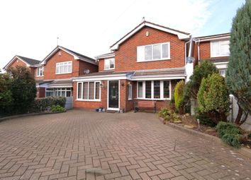 Thumbnail 5 bed detached house for sale in Reid Close, Denton, Manchester