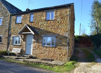 Thumbnail 2 bed cottage to rent in Round Close Road, Hook Norton, Banbury