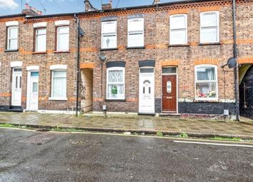 Thumbnail 3 bedroom terraced house for sale in Highbury Road, Luton, Bedfordshire