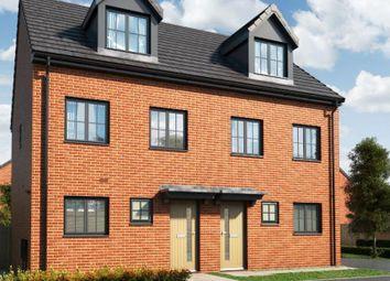 Thumbnail 3 bed semi-detached house for sale in Castlefield Avenue East, Runcorn, Liverpool, Merseyside.