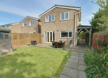 Thumbnail 3 bed detached house for sale in Martin Close, Soham, Ely