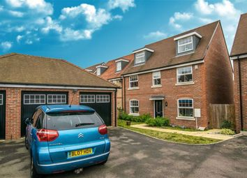 Thumbnail 5 bed detached house for sale in Aldridge Way, Buntingford, Hertfordshire