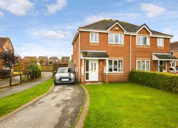 Thumbnail 3 bed semi-detached house for sale in The Birches, Hornsea, East Yorkshire
