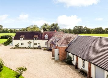Thumbnail 5 bedroom equestrian property for sale in Kings Stag, Sturminster Newton, Dorset