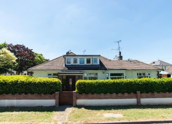 Thumbnail 5 bed detached bungalow for sale in Warescot Road, Brentwood