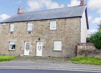 Thumbnail 2 bed semi-detached house for sale in North View, Low Row, Brampton, Cumbria