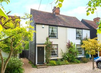 Thumbnail 2 bed semi-detached house for sale in Hutton Village, Hutton, Brentwood, Essex