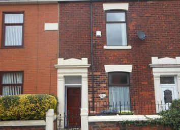 Thumbnail 2 bed terraced house to rent in New Hall Lane, Preston