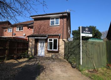 Thumbnail 1 bed terraced house to rent in Muirfield Close, Ifield, Crawley