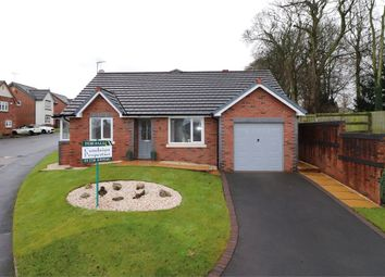 Thumbnail 2 bed detached bungalow for sale in Pennine View, Parkland Village, Carlisle, Cumbria