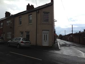 Thumbnail 1 bed flat to rent in South Market Street, Hetton