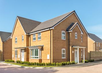 "Thumbnail 3 bedroom semi-detached house for sale in ""Chesterfield"" at Hamble Lane, Bursledon, Southampton"