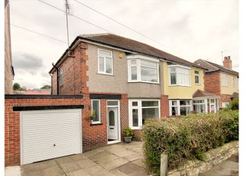Thumbnail 3 bed semi-detached house for sale in Old Park Road, Greenhill, Sheffield