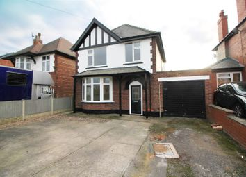 Thumbnail 3 bed detached house for sale in Holly Road, Retford