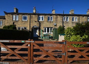 Thumbnail 2 bedroom terraced house for sale in Kirby Row, Kirkheaton, Huddersfield
