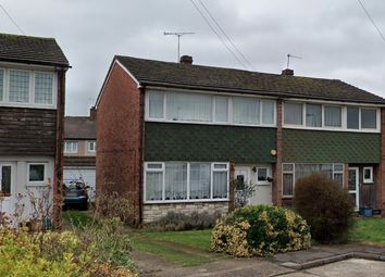Thumbnail 3 bed semi-detached house to rent in Fauna Close, Redbridge