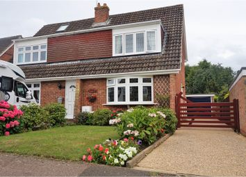 Thumbnail 3 bed semi-detached house for sale in Ash Tree Drive, Sevenoaks