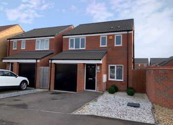 Thumbnail 3 bed detached house for sale in Jubilee Drive, Market Deeping, Peterborough