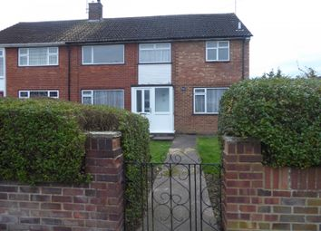 Thumbnail 4 bed property to rent in Evelyn Road, Dunstable
