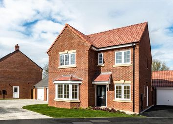 "Thumbnail 4 bedroom detached house for sale in ""Calver"" at Burton Road, Streethay, Lichfield"