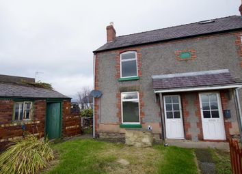 Thumbnail 2 bed semi-detached house for sale in Browns Lane, Cefn Mawr, Wrexham