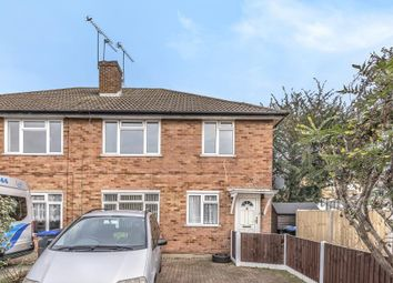 Thumbnail 3 bed maisonette to rent in Chertsey Road, Staines