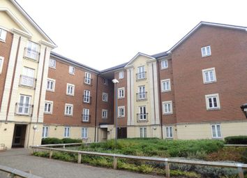 Thumbnail 2 bedroom flat for sale in Brunel Crescent, Swindon