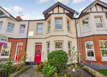 Thumbnail 3 bed terraced house for sale in Southfield Road, Worthing, West Sussex